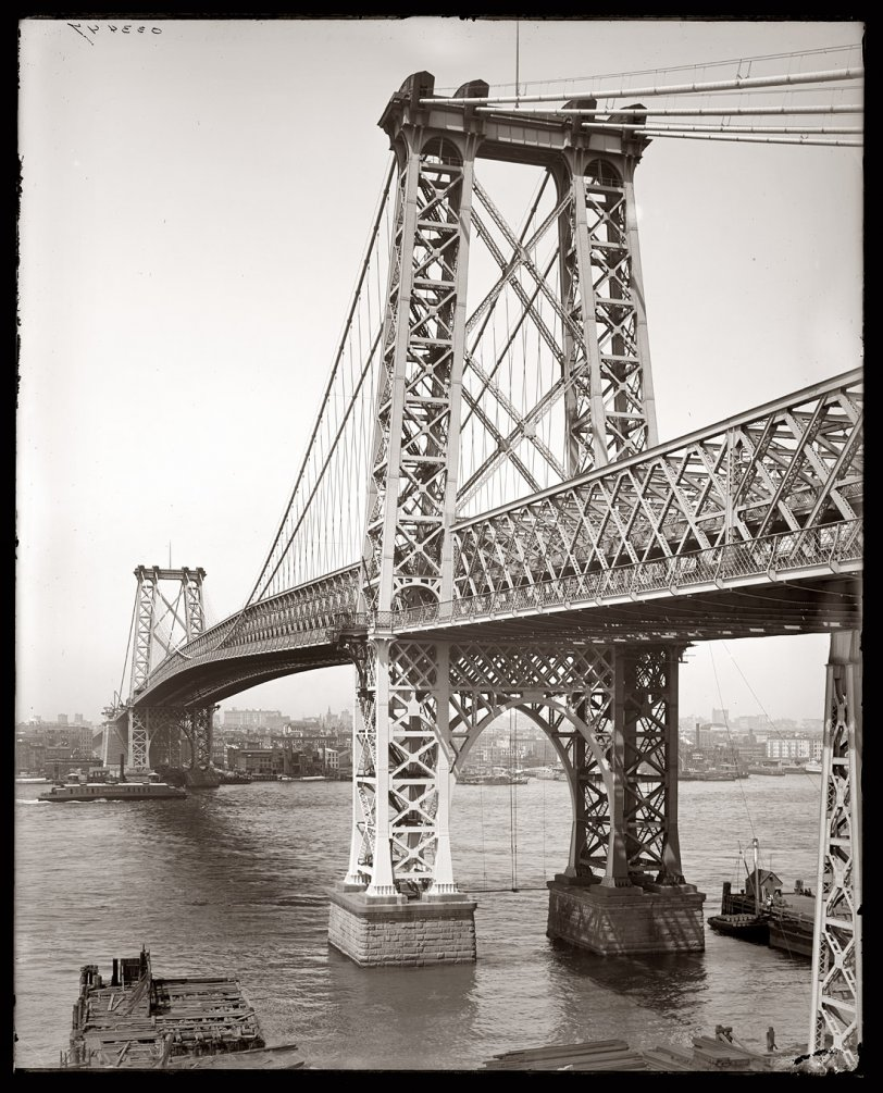 Williamsburg Bridge: 1903
