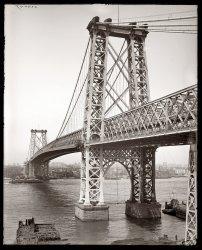 Williamsburg Bridge: 1903