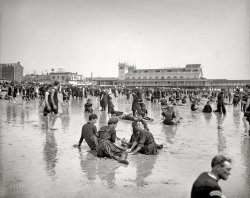 Sand in Your Socks: 1905