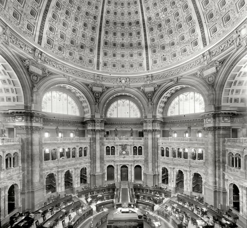 Library of Congress: 1905