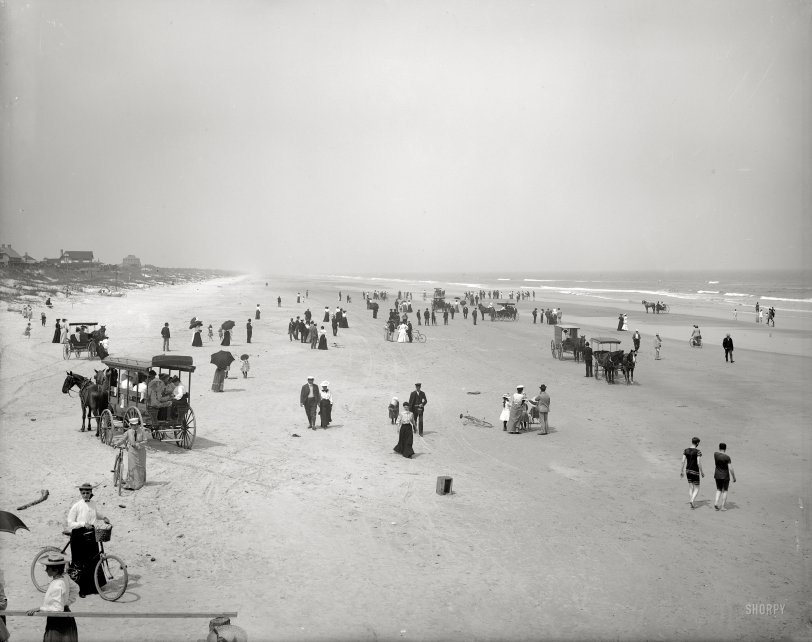 Daytona Beach: 1904
