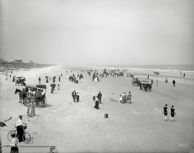 Daytona Beach: 1904