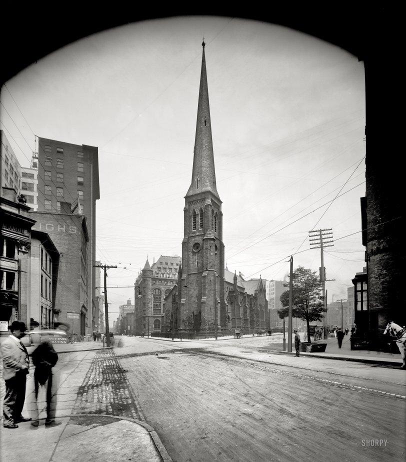 Buffalo Rising: 1904