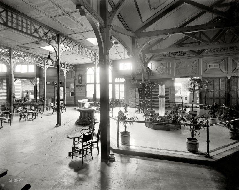 Hathorn Spring: 1895