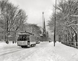 Woodward in Winter: 1910