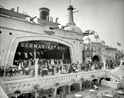 The Submarine Boat: 1904