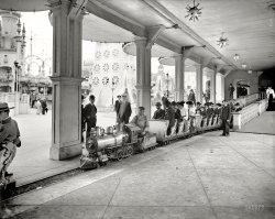 Light Rail: 1905