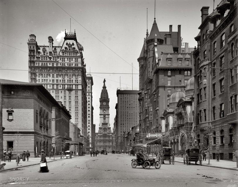 Broad Street: 1905