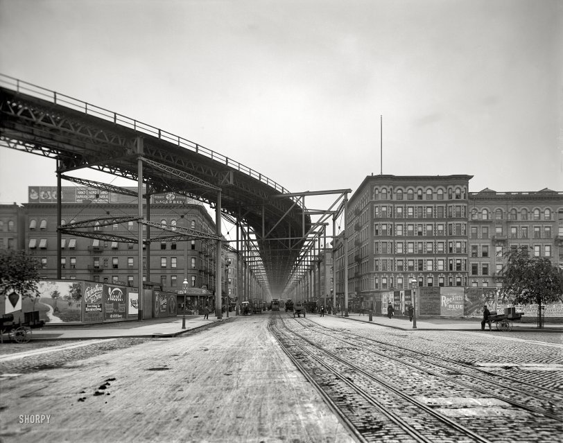 The Elevated: 1905