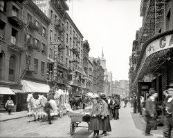 Mott Street: 1905