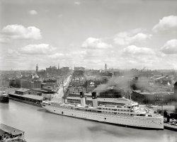 Buffalo: 1905