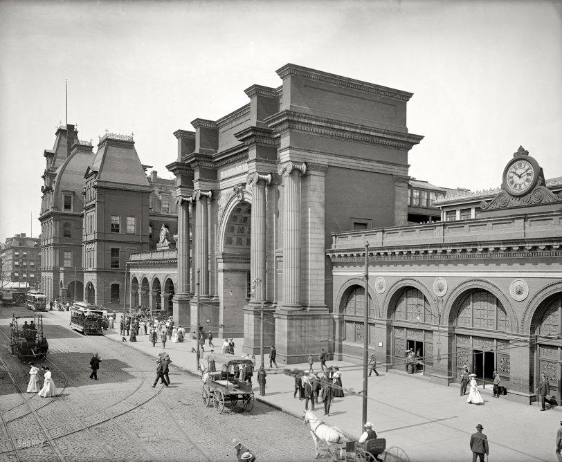 Union Station: 1905