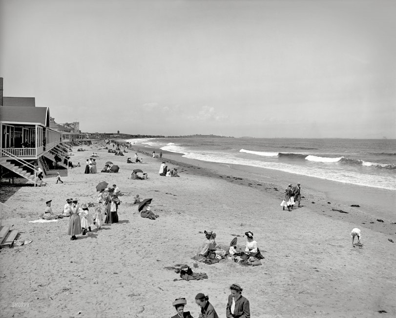 Nantasket Beach: 1905