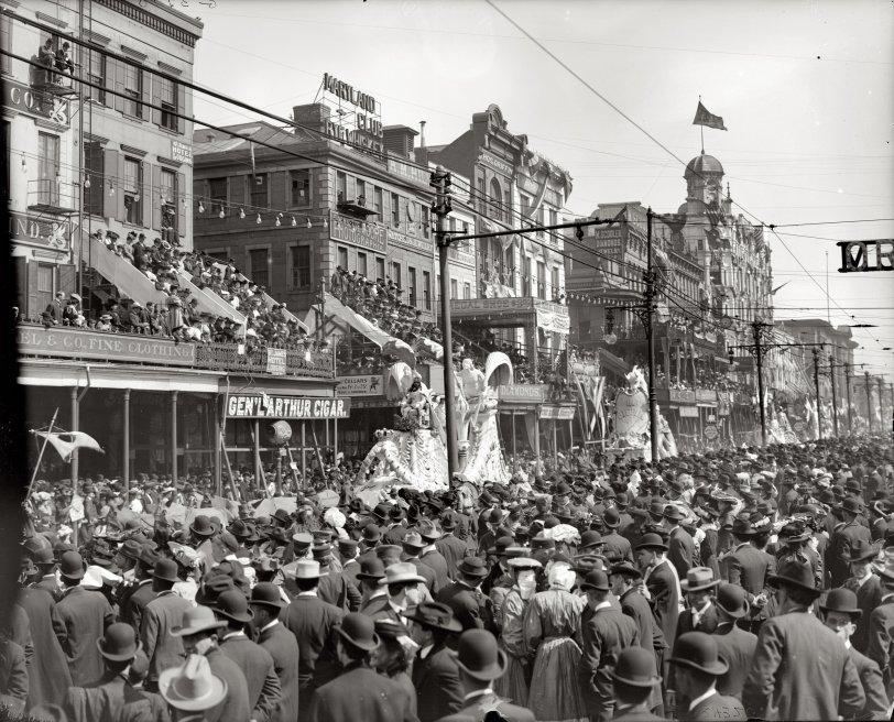 Mardi Gras: 1900