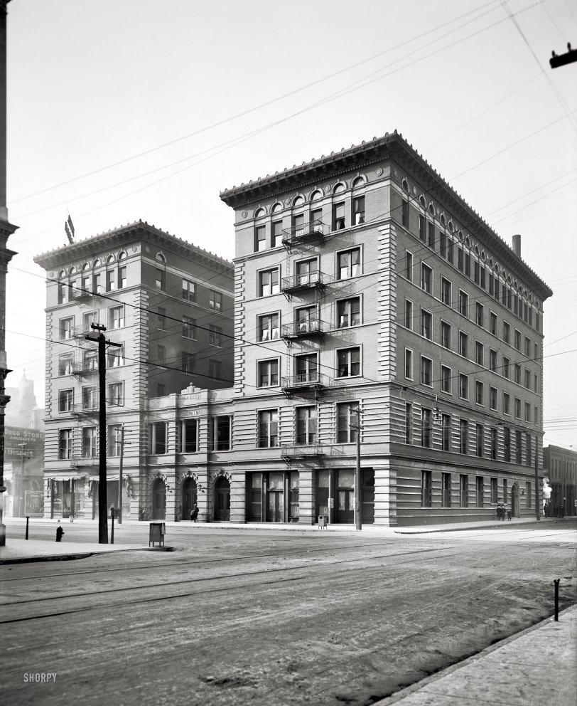 The Hillman: 1906