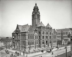 Municipal Castle: 1906