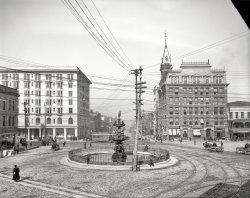 Court Square: 1906