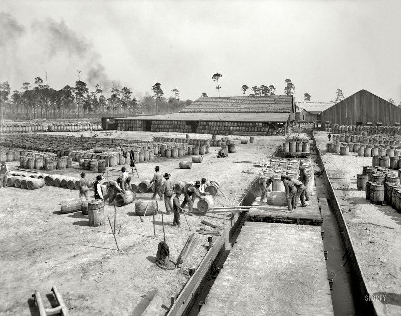 Railyard Rollers: 1905