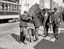 Chestnuts Roasting: 1905