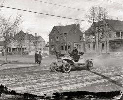 The Automobilist: 1910