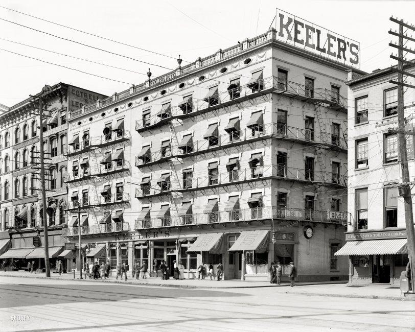 Keeler's: 1900