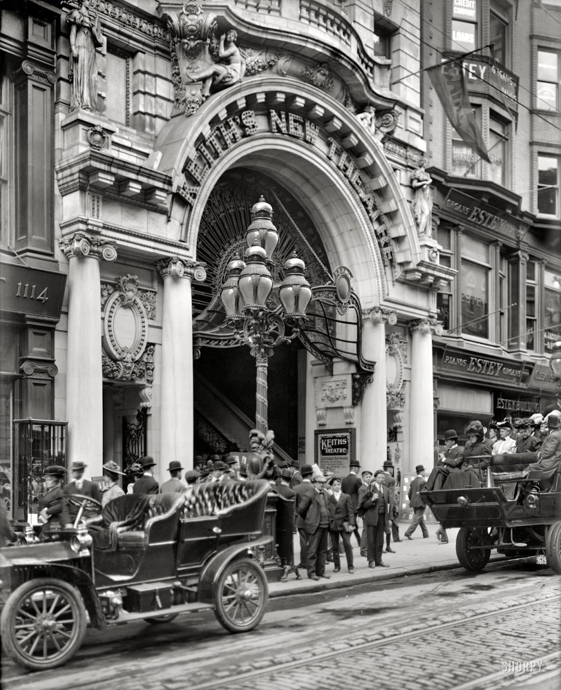 Keiths New Theatre: 1907