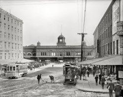 Ferry Terminal: 1905