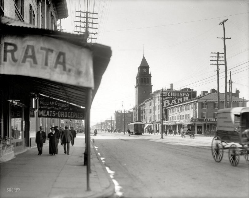 Meats and Groceries: 1905