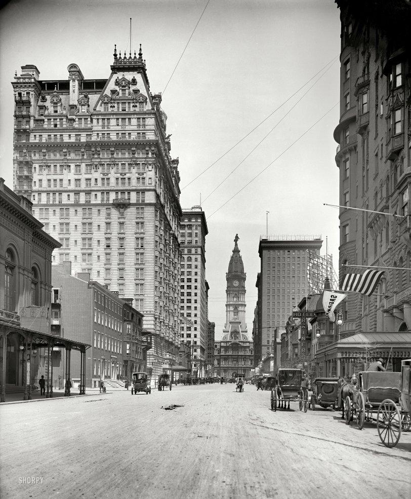 Broad Street: 1907