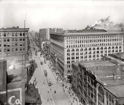 Teeming Buffalo: 1905