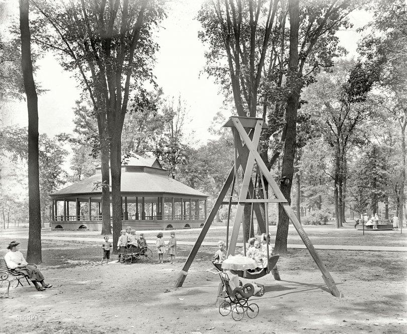 Clark Park: 1900