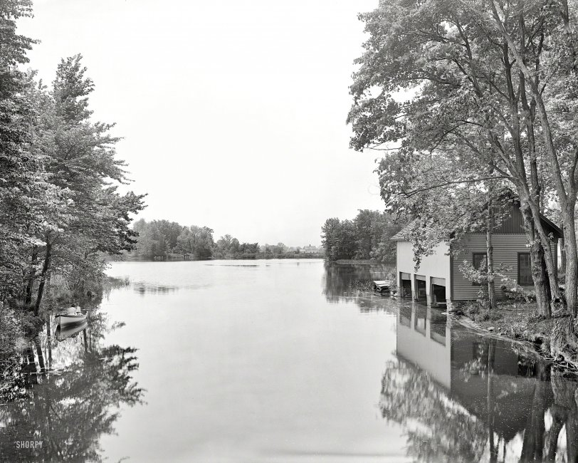 Lake Nonotuck: 1908