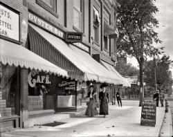 Oyster Bay Cafe: 1905
