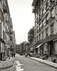 Chinese Delmonico: 1910