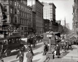 Gotham City: 1908