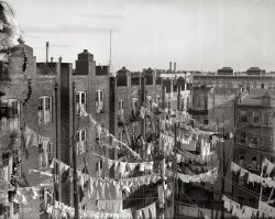 Clothesline Canyon: 1900
