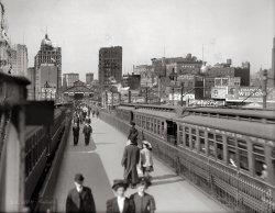 Manhattan Terminal: 1907