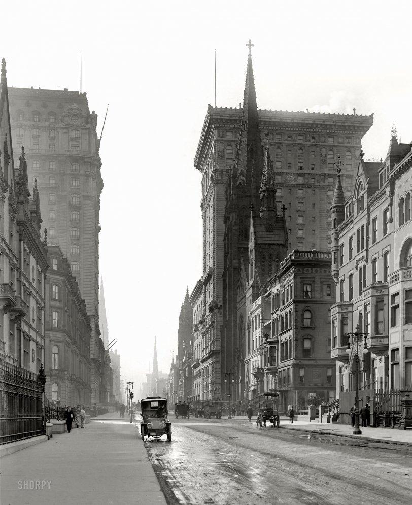 Gotham Hotel: 1905