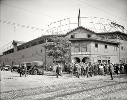 League Park: 1910