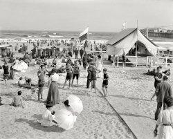 The Teeming Shore: 1910