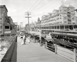 Islesworth Gardens: 1906