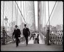 Brooklyn Bridge: 1910