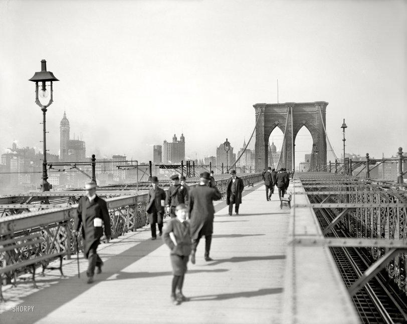 Gotham Rising: 1907