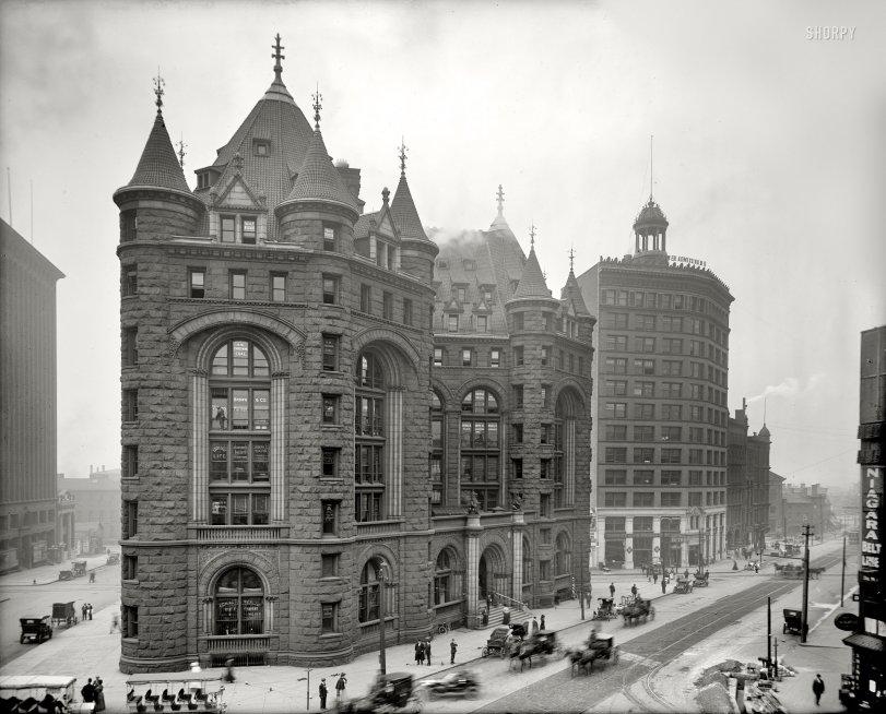 Niagara Street: 1908