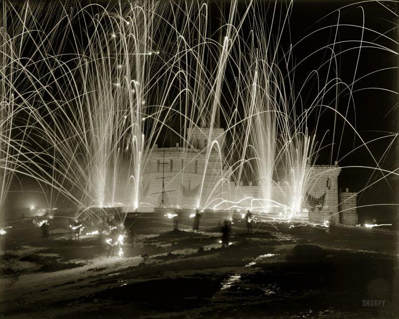 Ice Castle: 1909
