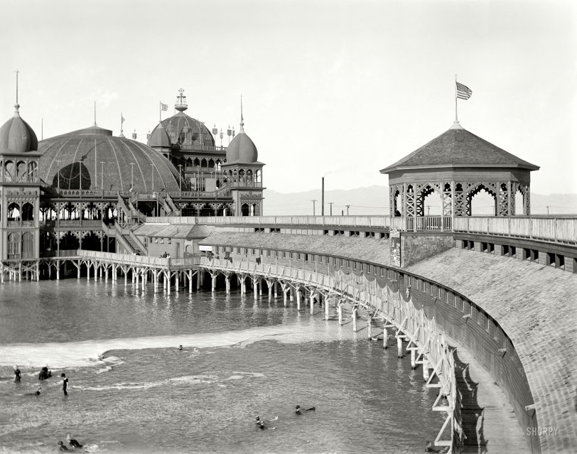 Saltair Pavilion: 1900