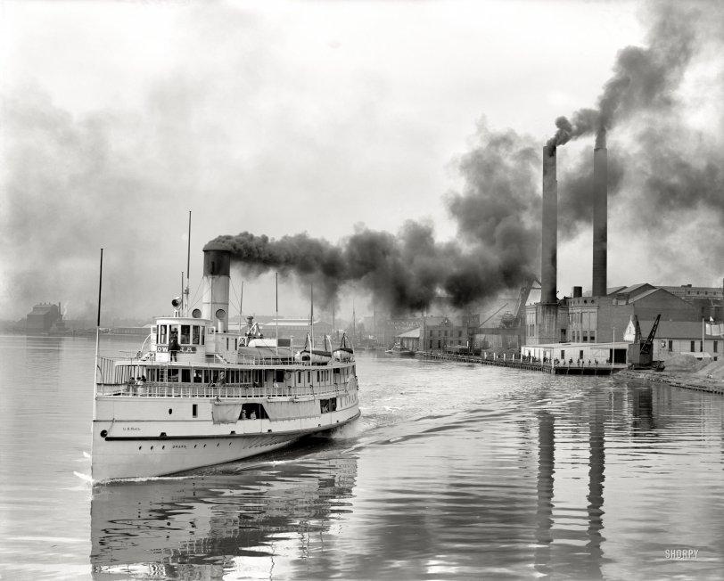 Smoke and Mirrors: 1912