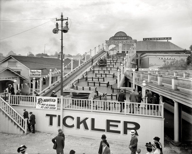 The Tickler: 1909