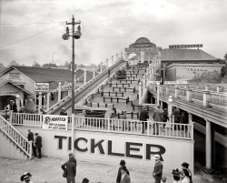 The Tickler: 1909