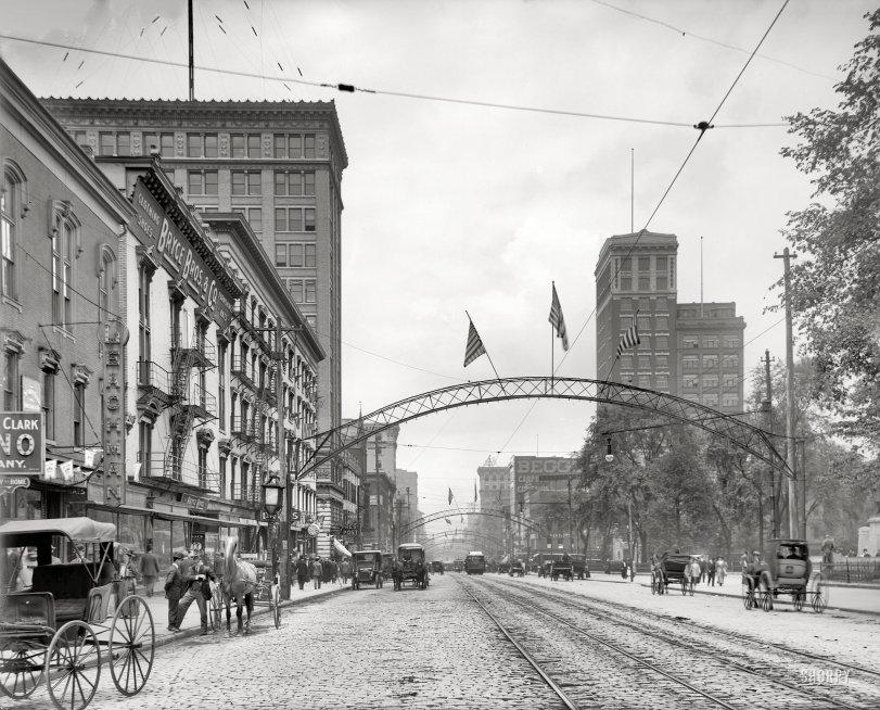 High Street Too: 1910